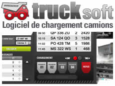 Logiciel de gestion de chargement des camions