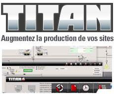TITAN : offre controle commande